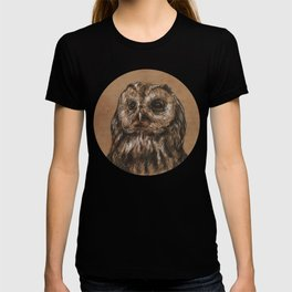 Owl Sketch T-shirt