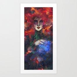 Yseult Art Print