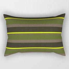 Cactus Garden Stripes 5H Rectangular Pillow