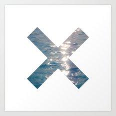 XX  Art Print