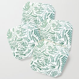 GREEN HERBS Coaster
