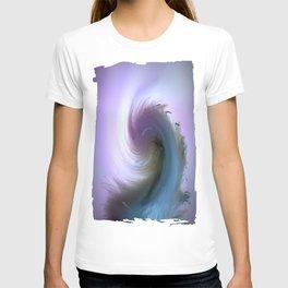 Swirled T-shirt