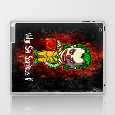 Chibi Ronald Mc Joker apple iPhone 4 4s 5 5s 5c, ipod, ipad, pillow case and tshirt Laptop & iPad Skin