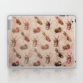 hot buggy mess persimmon brown Laptop & iPad Skin