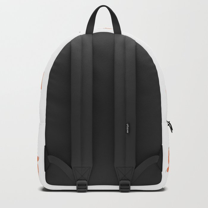 Winter foxes (white) Backpack