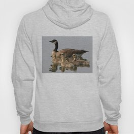 Mother Goose and Her Goslings Hoody