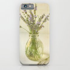 Lavender and Milk iPhone 6s Slim Case