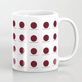 Chocolate Cosmos Coffee Mug