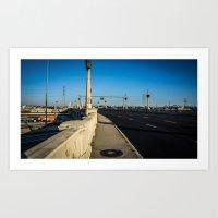 Bridge To Your Heart Art Print