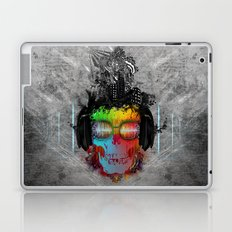 Rebel music Laptop & iPad Skin