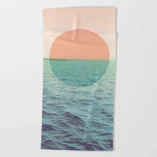 Because the ocean Beach Towel
