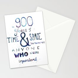 900 Years Stationery Cards