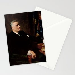 FDR Official Portrait Stationery Cards
