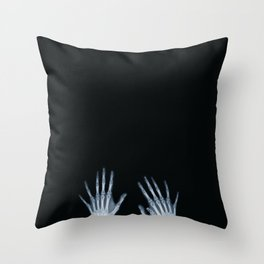 The Doctors Will See You Now... Throw Pillow