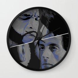 Rocky III Wall Clock