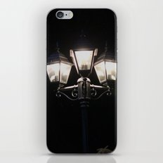 In the light of my lamp iPhone & iPod Skin