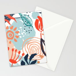 Essence of Spring Stationery Cards