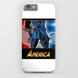 America's Ass iPhone Case