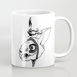 Rabbit Queen Coffee Mug