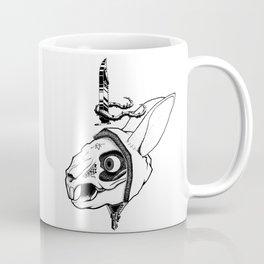 Rabbit Queen Coffee Mug