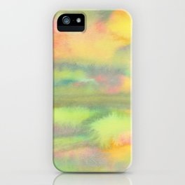 peaceful reflection iPhone Case