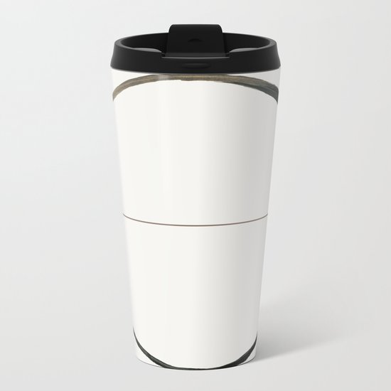 C7 Metal Travel Mug