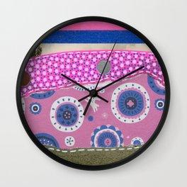 Saluti Dal Futuro 106 Wall Clock
