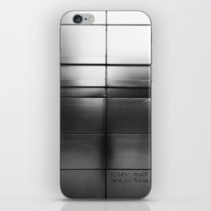 Concealed within iPhone & iPod Skin