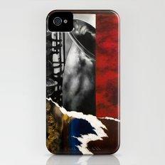 Music Triptych: Saxophone iPhone (4, 4s) Slim Case
