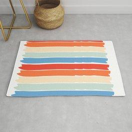 stripes design Rug