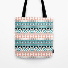Tribal Triangle Tote Bag