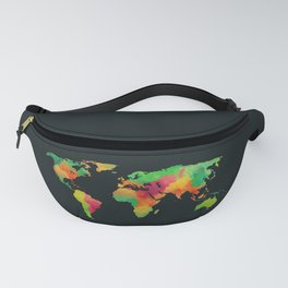 We are colorful Fanny Pack