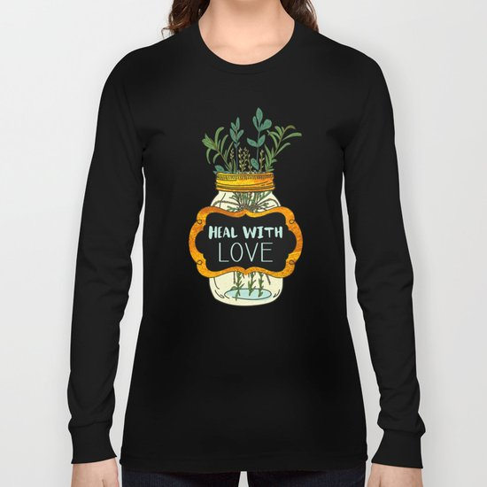 Heal With Love Long Sleeve T-shirt
