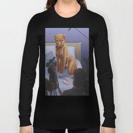 Porn Star Teddy Long Sleeve T-shirt