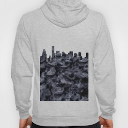 Boston Skyline Massachusetts Hoody