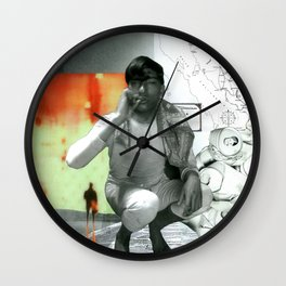 So You're Going to Prison... Wall Clock