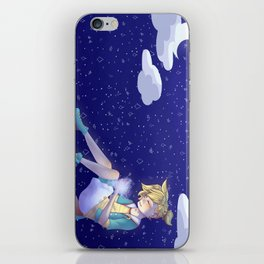 Kagamine Len - Satisfaction iPhone Skin