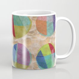 Layered Dots Coffee Mug