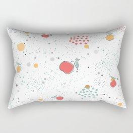 Lucky Apples Rectangular Pillow