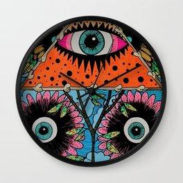 Aye Eye Aye Wall Clock