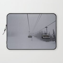 Into the unknown Laptop Sleeve