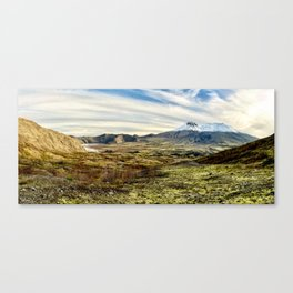 Mt St Helens Panorama Canvas Print