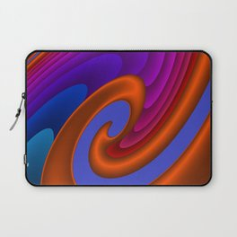 sweeping lines for your home -7- Laptop Sleeve