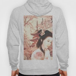 Asian Rose Hoody
