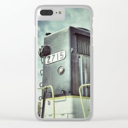 Engine 2715 Clear iPhone Case