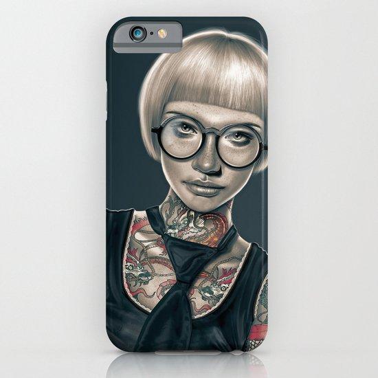 """Dragon's Mistress"" iPhone & iPod Case"