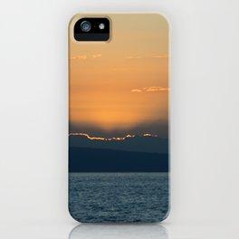 Haitian Sunset iPhone Case
