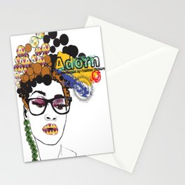 My new Lippy Stationery Cards