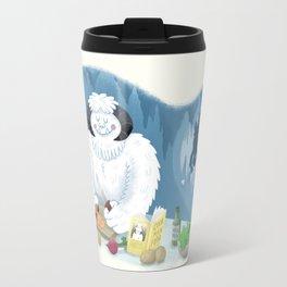 Frozen Dinner Travel Mug