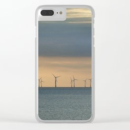 Off shore Clear iPhone Case